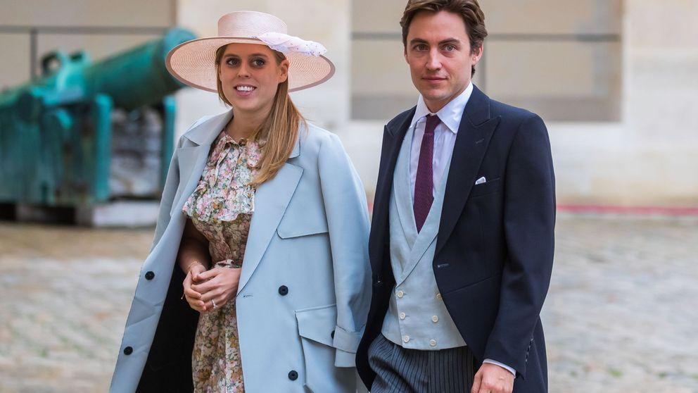 Ya hay fecha y lugar para la boda 'maldita' de Beatriz de York y Edo Mapelli