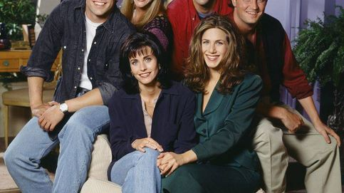 Revelan las primeras imágenes de la histórica reunión de 'Friends'