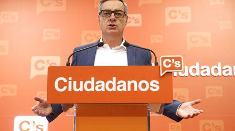 C's pide que Rajoy aclare la financiación ilegal del PP pero no le retira su apoyo