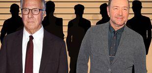 Post de Kevin Spacey y Dustin Hoffman, 'sospechosos habituales' de acoso sexual