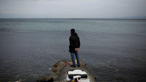 Refugiados de los refugiados mientras intentan llegar a España