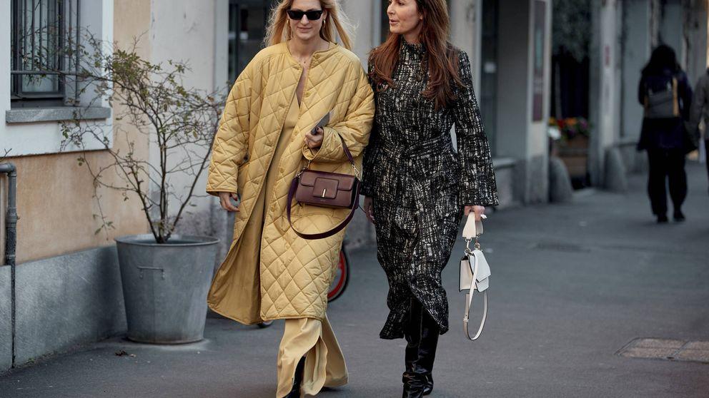 De Milán a Copenhague, este es el abrigo más visto en el street style y te va a sorprender
