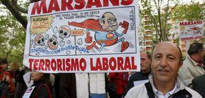 Los trabajadores de Viajes Marsans aceptan un ERE de extinción para la totalidad de la plantilla