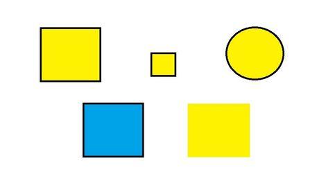 ¿Cuál de estas figuras no tiene ninguna singularidad? Ponga a prueba su ingenio