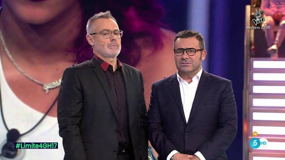 Telecinco aparta a Jordi González de 'GH VIP' en favor de Jorge Javier Vázquez
