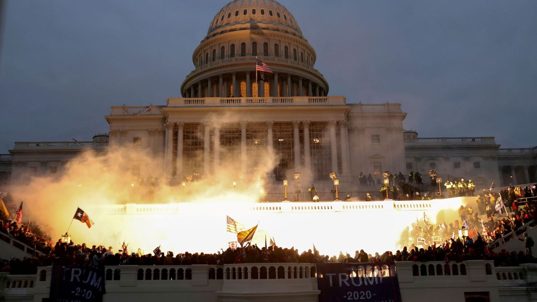 ¿Hacia una insurrección trumpista en EEUU? El asalto al Capitolio fue solo el principio