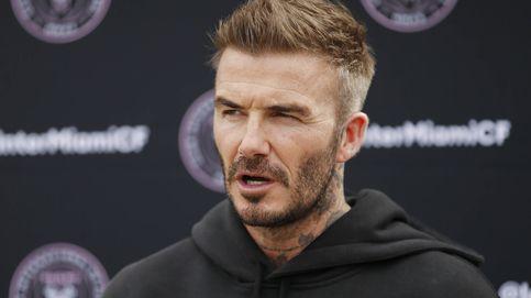 La imagen más emotiva de David Beckham y su hija Harper