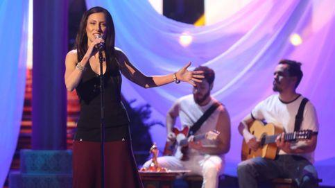 Paula Martínez gana la séptima gala de 'TCNMST' imitando a Chambao