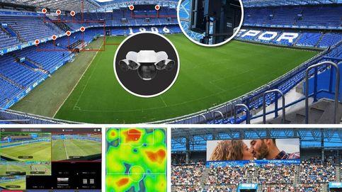 ¿La muerte de los cámaras? Llegan las retransmisiones automáticas al deporte