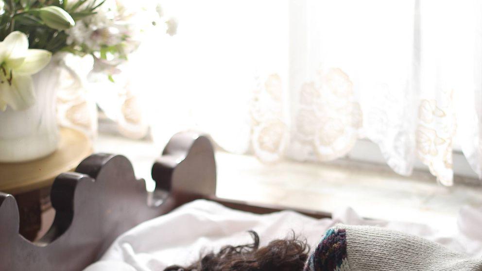 La verdad sobre dormir con el pelo mojado