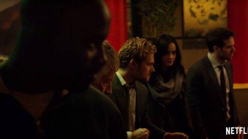 Segundo tráiler de 'The Defenders' en Netflix.