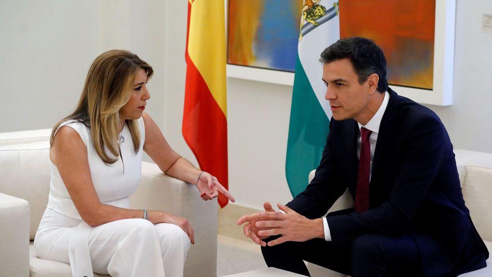 Pedro Sánchez, con los aforamientos, se carga la coartada del adelanto andaluz
