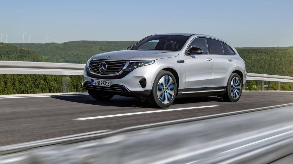 La nueva vida de Mercedes pasa por el todoterreno EQC, su primer coche eléctrico