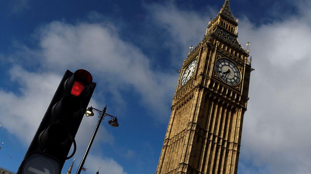 Foto: Parlamento británico (Reuters)