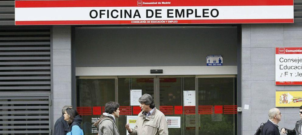 Foto: Una oficina de empleo en Madrid (Efe)