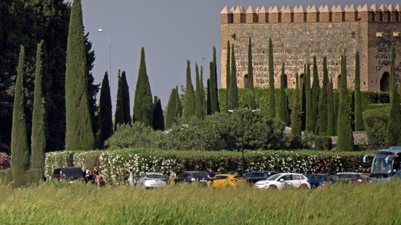 Palacio de Galiana, espectacular escenario de la boda. (Gtres)