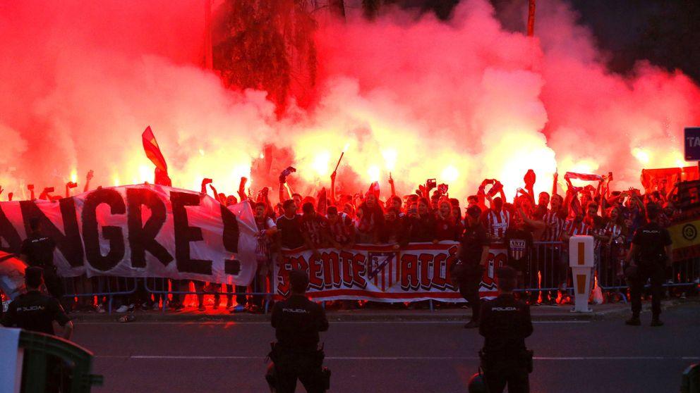 ¡Ya basta! La directiva del Atlético debe expulsar a los ultras del Frente Atlético