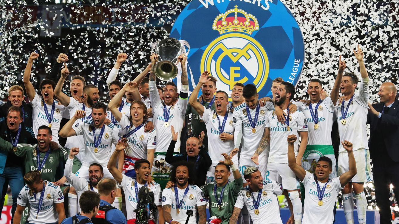 La maldición que ha roto el Real Madrid con su victoria en Kiev (y que alegra al Papa)