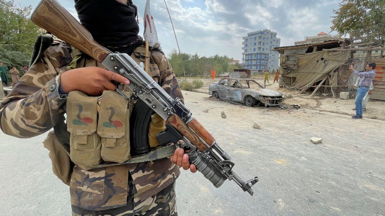 Un talibán en Afganistán. (Reuters)