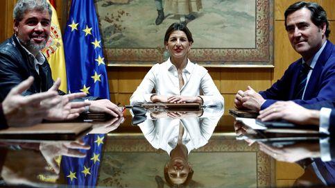 El Gobierno anuncia una reconciliación con la CEOE: Garamendi vuelve a la mesa