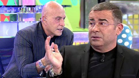 Jorge Javier corta en seco la defensa de Kiko a Antonio David: No volvamos...