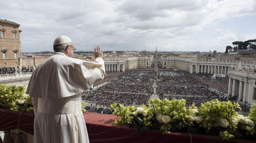 Foto: El Archivo Vaticano deja de ser 'secreto' para acabar con las conspiraciones. (Reuters)