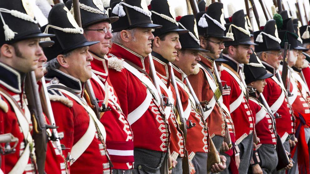 Waterloo revive en forma de copia perfecta