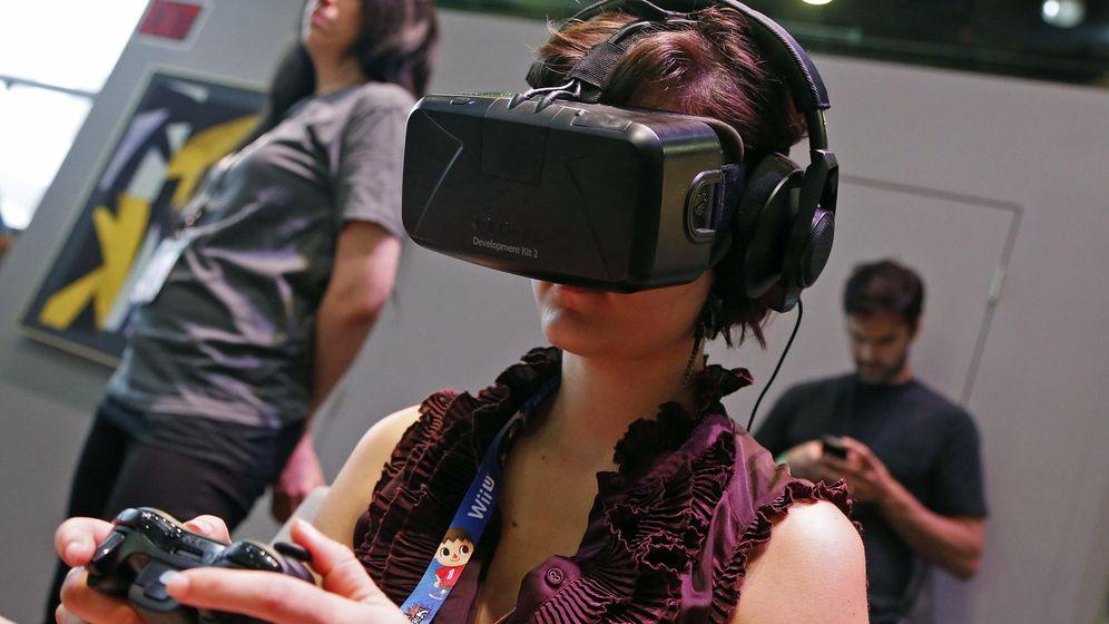Foto: Oculus Rift llegará a España en abril. (Reuters)
