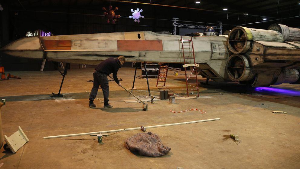 La evolución de los efectos de 'Star Wars': de la artesanía a la pantalla verde