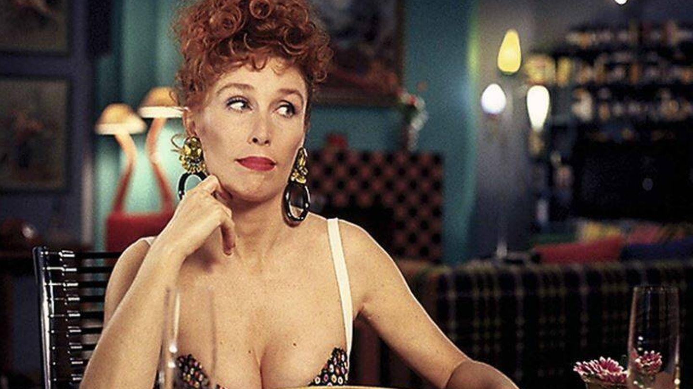 Verónica Forqué, en la película 'Kika'.