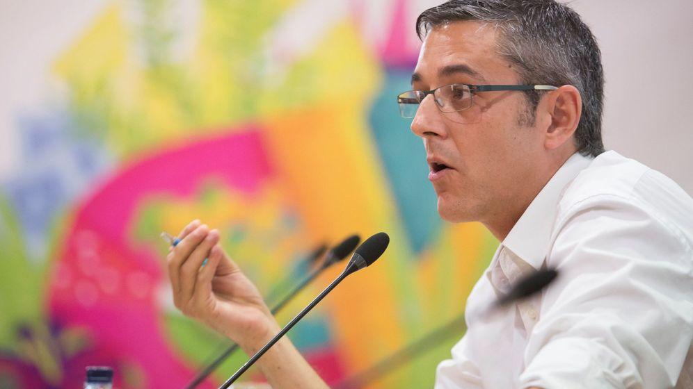 Foto: El exdiputado socialista Eduardo Madina. (EFE)
