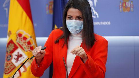 El acuerdo PP-PSOE da alas a Arrimadas para seguir pactando con el Gobierno
