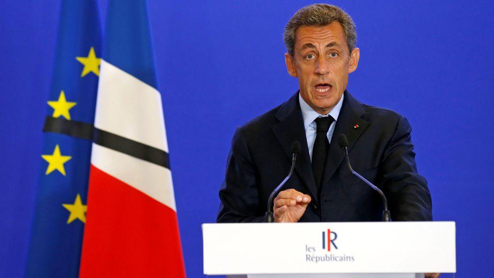 Sarkozy anuncia su candidatura a las elecciones generales de Francia