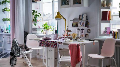 Si tu piso es pequeño, estos cinco muebles de Ikea serán tu salvación