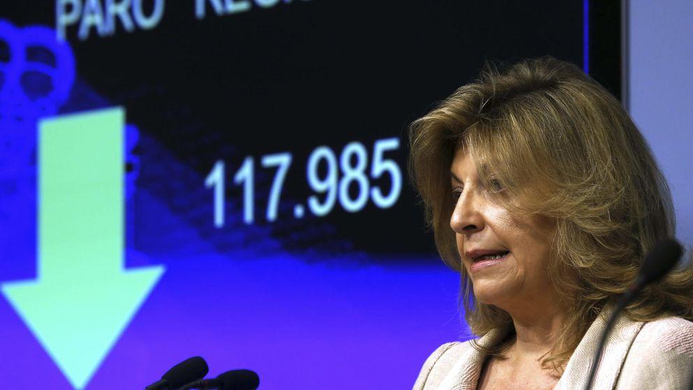 Engracia Hidalgo, la consejera que lidiará con Montoro por Madrid