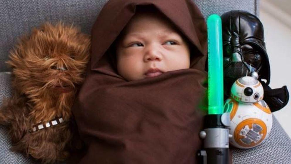 Facebook - Mark Zuckerberg transporta a su bebé al mundo 'Star Wars'
