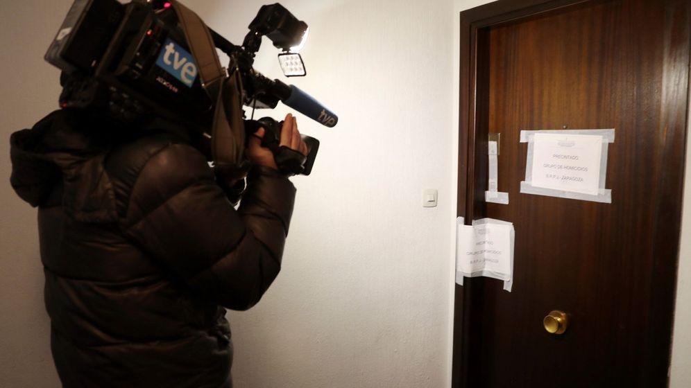 Foto: Domicilio en el que se ha cometido el asesinato. (EFE)