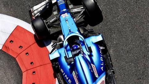 La agresividad de Fernando Alonso con el volante que explicaría alguna sorpresa