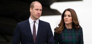 Post de Nerviosismo en Buckingham: el peligroso viaje de Kate y Guillermo que extremará la seguridad