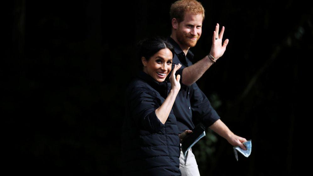 Foto: Los duques de Sussex en una imagen de archivo. (Reuters)