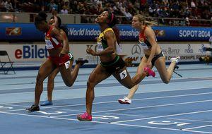 Fraser-Pryce vuela en un Mundial donde EEUU ganó en el medallero