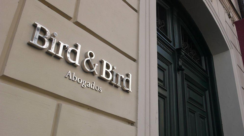 Foto: Exterior de la actual sede de Bird & Bird en Madrid. (Bird & Bird)