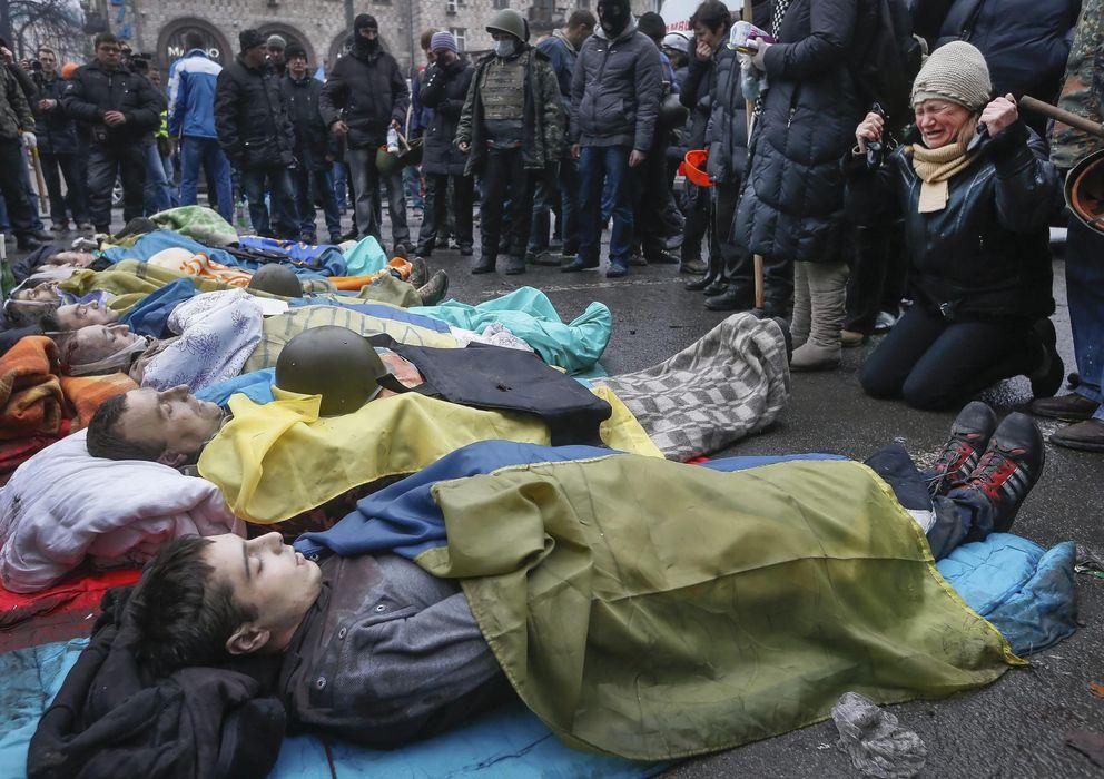 Conflicto de Ucrania: ¿Quién pagó a los francotiradores de Kiev?