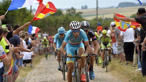 La ferocidad de Nibali en el pavé no asusta ni despeja la 'incógnita Contador'