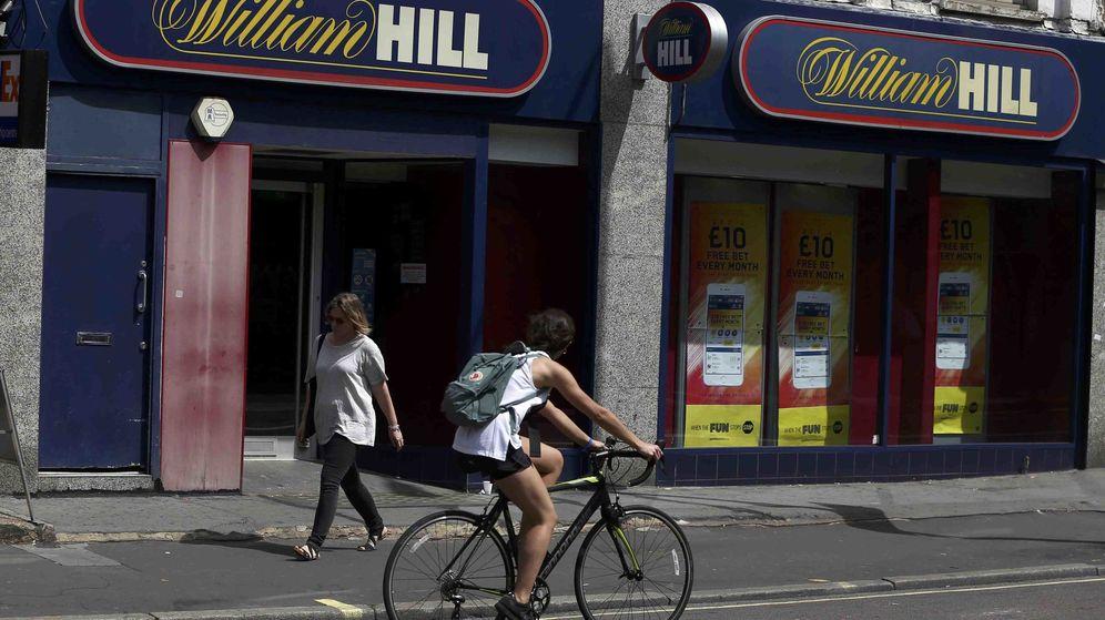 Foto: Local de apuestas de William Hill. (Reuters)
