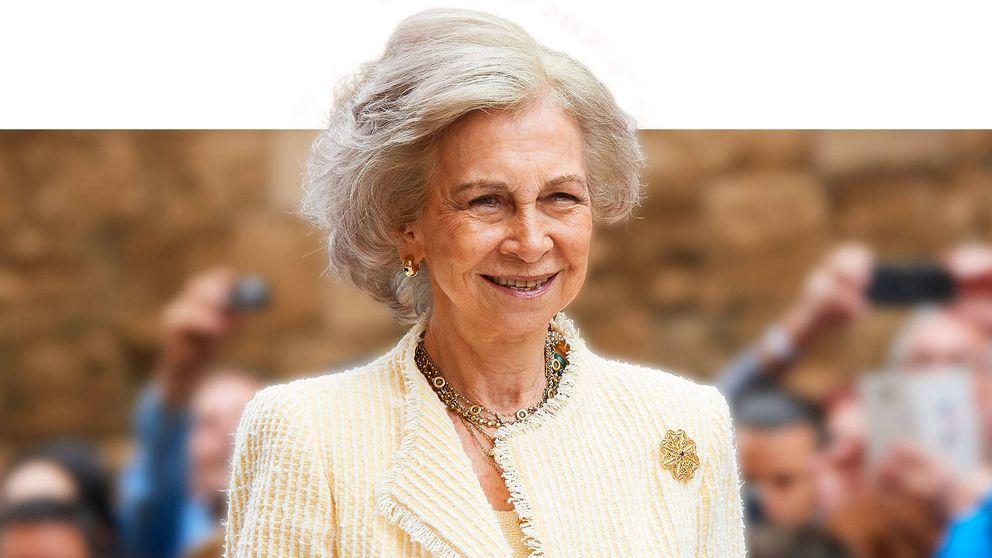 La reina Sofía, la figura alabada en la portada de 'Point de Vue' como ejemplo en plena crisis