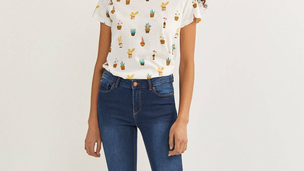 Springfield rebaja sus camisetas más bonitas a  7 euros y esta es nuestra selección
