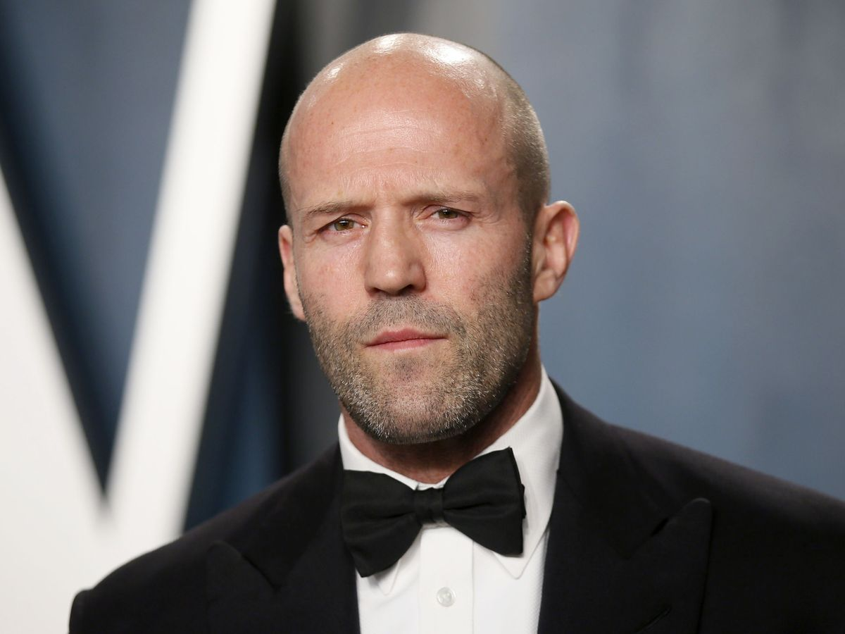 Foto: Jason Statham podría recuperar su cabello. Foto: REUTERS Danny Moloshok