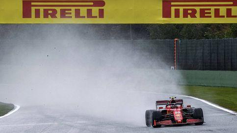 De rascarse la cabeza, a preguntarse por qué Ferrari ya no anda ni en seco ni en mojado