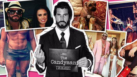 Travers Beynon se queda sin Instagram: censuran a Candyman por sus fotos machistas
